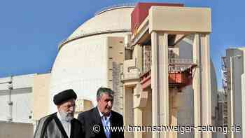 Iran zu Wiederaufnahme von Atomgesprächen bereit