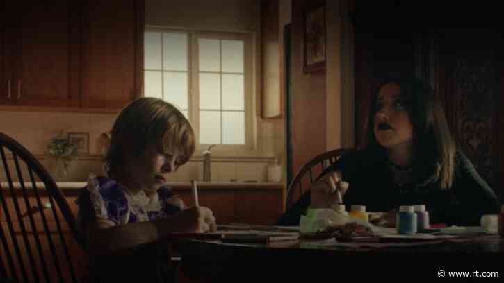 The Witch & the Wardrobe change: Twix blasted for 'woke' Halloween ad with boy wearing princess dress, but no holiday… or candy