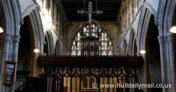 Hull's oldest parish church launches appeal to save fascinating monuments