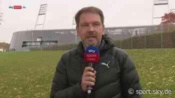 VfL Wolfsburg Video: Ein Kommentar über den neuen Coach Kohfeldt - Sky Sport