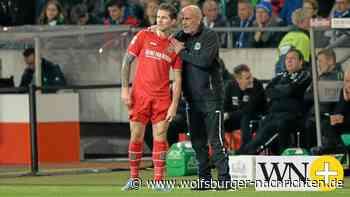 Michael Frontzeck – das Bindeglied des VfL Wolfsburg - Wolfsburger Nachrichten