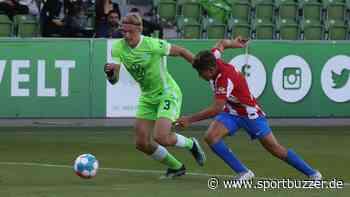 Abwehrsorgen beim VfL Wolfsburg: Bornauw bricht Training ab, Trio angeschlagen - Sportbuzzer