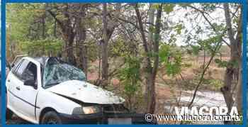 Homem morre após colisão de carro em árvore em Monte Alegre do Piauí - Viagora