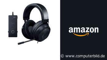 Razer-Headset im Amazon-Angebot: Kraken TE für nur 43 Euro! - COMPUTER BILD - COMPUTER BILD