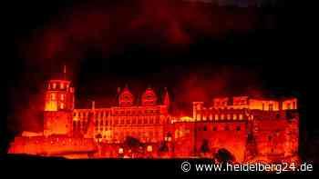 Heidelberg: Laser statt Pyro-Pomp – Schlossbeleuchtung bald ohne Feuerwerk? - heidelberg24.de