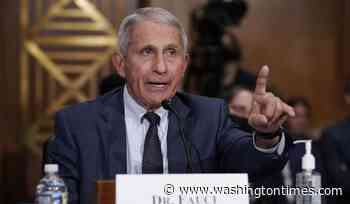 Garland deflects questions on Fauci allegedly lying to Congress