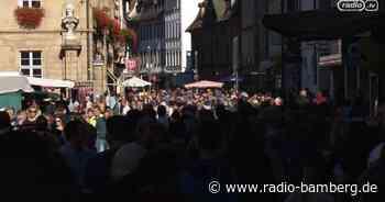 Der verkaufsoffene Samstag in Bamberg kommt.