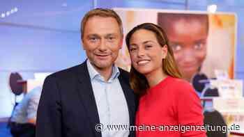 Liebesglück bei Lindner: FDP-Chef hat sich mit Franca Lehfeldt verlobt