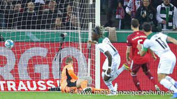 Gladbach - Bayern im Live-Ticker: 0:3 nach 21 Minuten! Münchner werden im DFB-Pokal vorgeführt