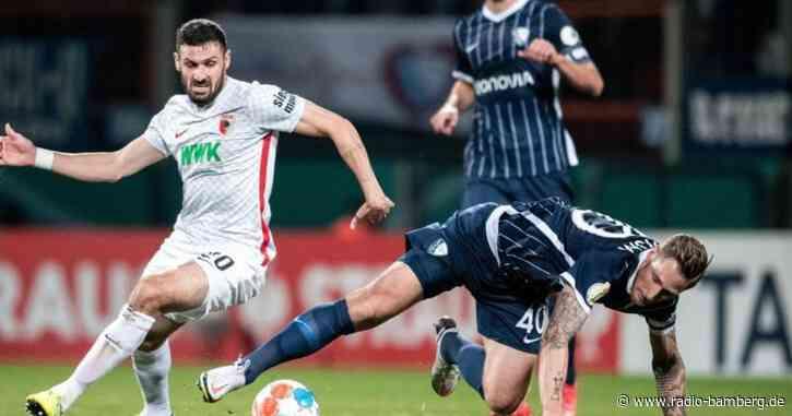 Elfmeter-Held: Bochums Torwart Riemann trifft gegen Augsburg
