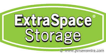 Extra Space Storage Inc. Reports 2021 Third Quarter Results