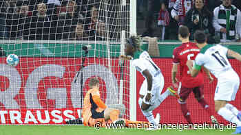Gladbach - Bayern im Live-Ticker: DFB-Pokal-Hammer! Münchner kassieren historische Klatsche