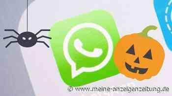 Halloween bei Whatsapp: Gruselige und lustige Sprüche für Freunde und Familie
