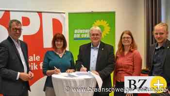 Rot-grüne Koalitionsvereinbarung im Peiner Kreistag steht