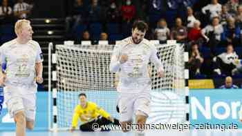 Kieler Handballer mit 29:26-Sieg in Nordmazedonien