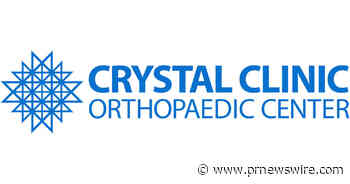 Crystal Clinic's New Hospital Dedicated To Orthopaedic & Plastic/Reconstructive Surgery To Open On Nov. 1