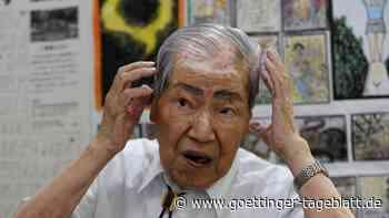 Überlebender des Atombombenabwurfs auf Hiroshima mit 96 Jahren gestorben