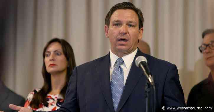 DeSantis Slams Biden Administration for 'Begging OPEC' to Lower Oil Prices, Says It's 'Not a Sufficient Plan'