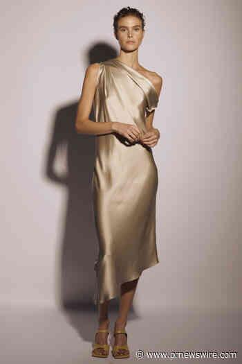 Slip Dress, Silk, Venus Dresses, Available at KESNYC.COM