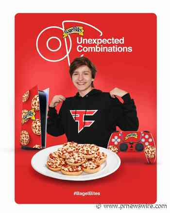 """Bagel Bites, GCN Launch """"Unexpected Combinations"""" Relay Race with FaZe H1ghSky1, Ghost Blake, Lucky Chamu, TSM Co1azo"""