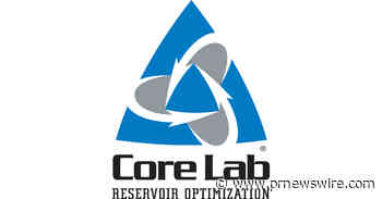 Core Lab Reports Third Quarter 2021 Results From Continuing Operations: