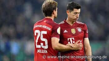 """Pokal-Debakel: Plötzlich steht die ganze Saison der Bayern auf der Kippe - """"Auch nur Menschen"""""""