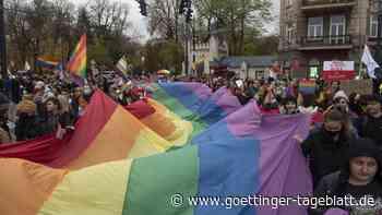 Verbot von LGBT-Demos: Polens Parlament debattiert über Gesetzesentwurf