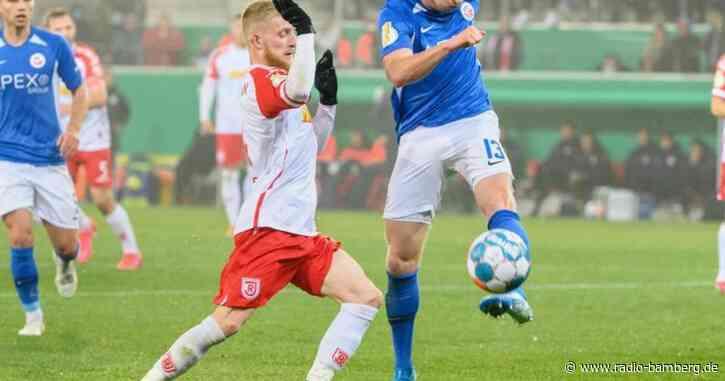 Rostock bezwingt Jahn Regensburg in furiosem DFB-Pokal-Duell