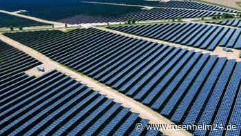 Das Solarkataster Rosenheim hilft online bei der Berechnung der Wirtschaftlichkeit