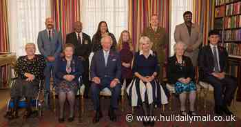 Centenary poppy appeal launched by Charles and Camilla