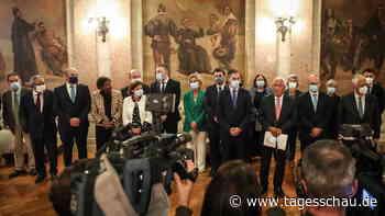Haushaltsentwurf gescheitert: Portugal steht vor Neuwahlen