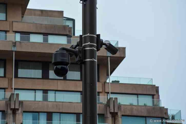 """Kustgemeente krijgt er nog eens veertig camera's bij, goed voor investering van 800.000 euro: """"Enorm waardevol bij het oplossen van misdrijven"""""""