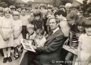 York Osbaldwick School head teacher and war veteran dies, 101