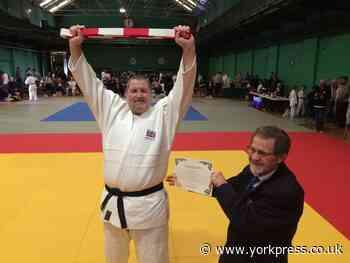 Former British judo champion from York wins cancer fight