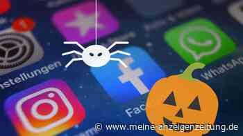 Halloween bei Whatsapp: Schaurige und lustige Sprüche für Freunde und Familie