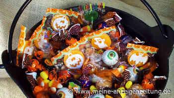 Tödliche Halloween-Süßigkeiten: Ab dieser Menge an Süßem wird es gefährlich