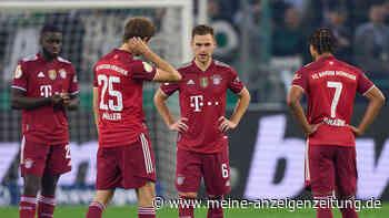 Unfassbares Pokal-Debakel in Gladbach! Für die Bayern-Stars hagelt es sechs Mal die Note 6