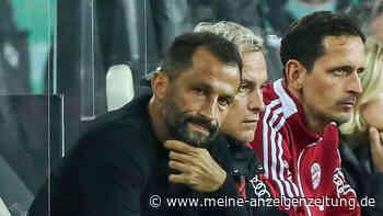 Bayern-Blamage! Salihamidzic watscht nach Gladbach-Gewitter seine Stars ab