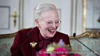 Königin Margrethe II. beweist Humor: Sie beichtet witzigen Zwischenfall