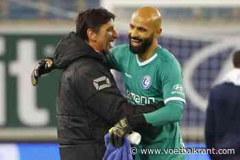 """Luc Nilis kan met Belisia niet voor stunt zorgen tegen AA Gent: """"Blij dat we hebben durven voetballen"""""""