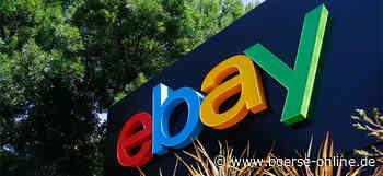 Onlinehändler eBay steigert Umsatz - Aktie fällt nachbörslich