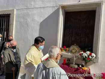 Fuentelespino de Haro celebra el Corpus Christi en memoria a los fallecidos por el cólera hace 170 años - Voces de Cuenca
