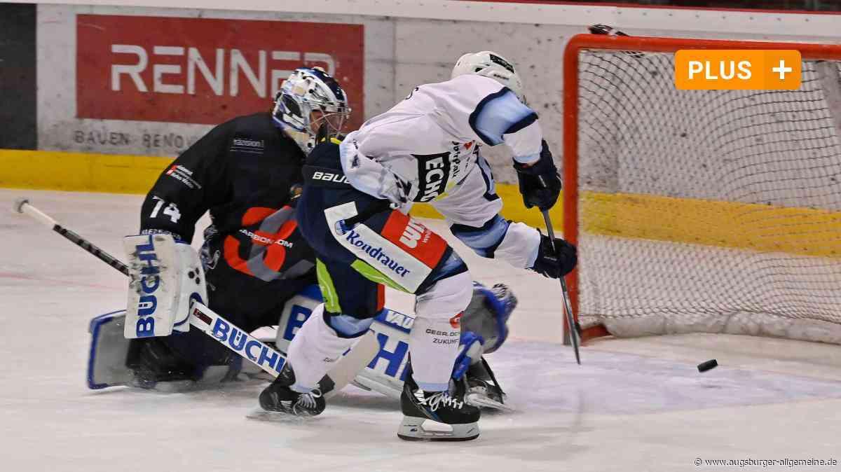 Eishockey: Der HC Landsberg trifft auf ein Team in Augenhöhe