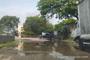 ▷ Manuel Cols: Botes de aguas blancas en Cabudare preocupan a la comunidad #26Oct - El Impulso