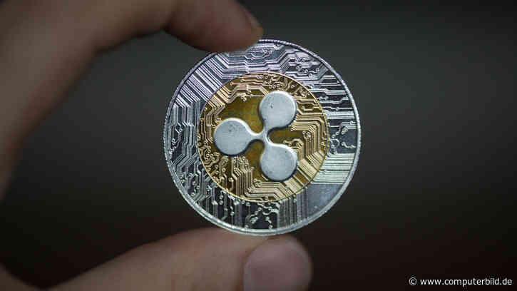 Ripple (XRP) kaufen: Prognose zur Kryptowährung (Banken Coin) - COMPUTER BILD - COMPUTER BILD